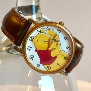 Timex Winnie the Pooh Watch